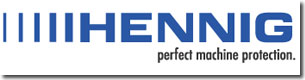 Factory Authorized Supplier of Material Hennig Machine Protection Products
